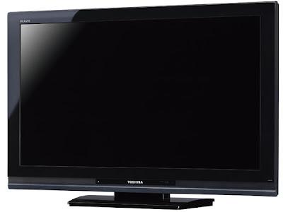 40A8000 Regza Full HD LCD