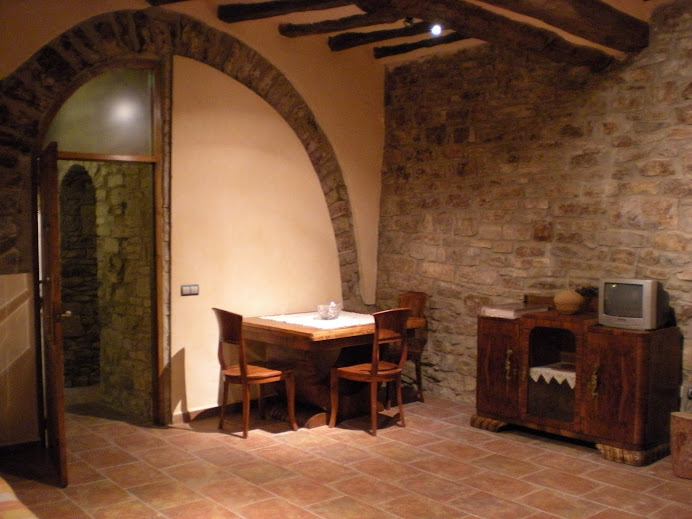 un dels espais de la casa