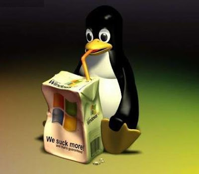 linux funny
