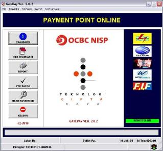 Payment Point Online Bank (PPOB) Tektaya: Produk