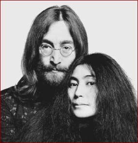 woman jonh lennon: