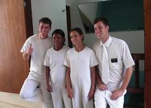 Baptism in Rio Branco
