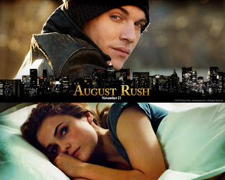 august rush movie, Keri Russell,Johnathan Rhys Meyers