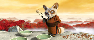 kung fu panda movie, master shifu