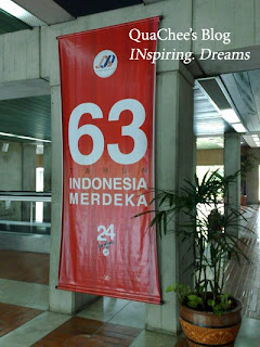 indonesia, 63 tahun, merdeka