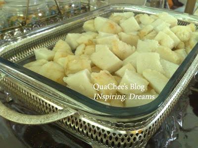 raya food, ketupat