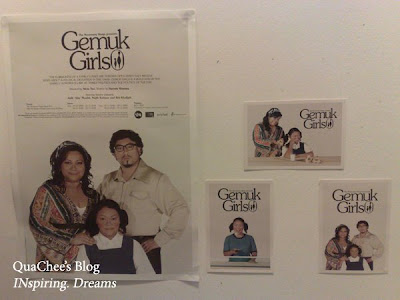gemuk girls poster