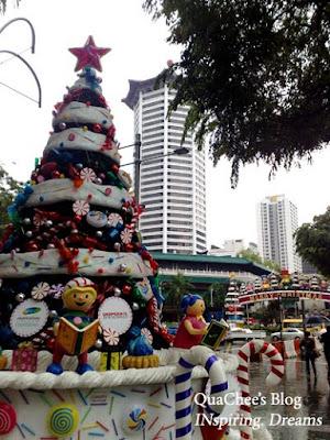 singapore christmas orchard