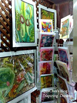 batik, batik cards