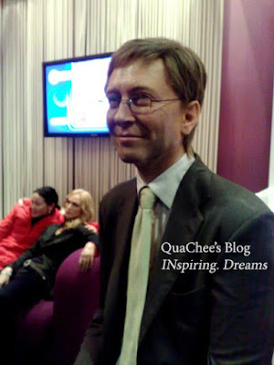 shanghai wax museum, bill gates