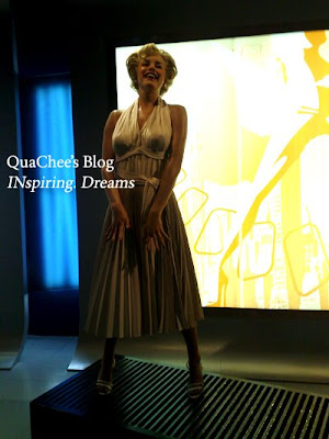shanghai wax museum, marilyn monroe