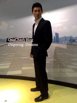shanghai wax museum, andy lau