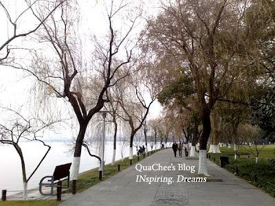 hangzhou westlake park