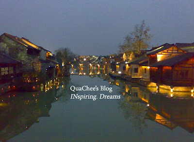 travel wuzhen xizha river