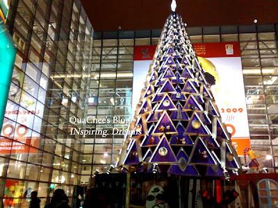 shanghai xintiandi, christmas