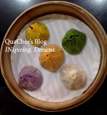 shanghai food, steam dumpling