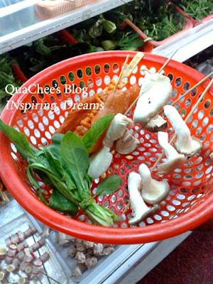 shanghai food, ingredients