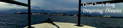 manukan island boat kota kinabalu view