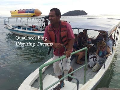 manukan island ferry