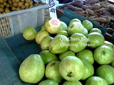 gaya market pink guava