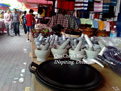 gaya market pan lesung
