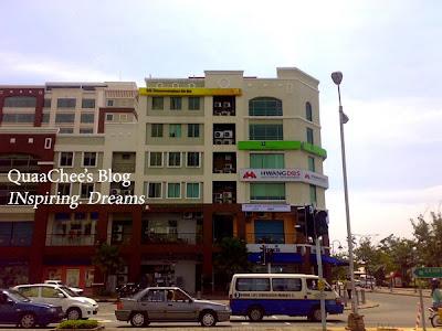 kota kinabalu shopping mall