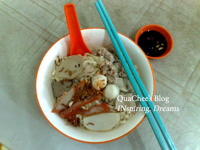 kuching food mee pok