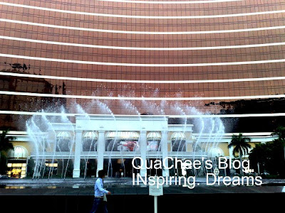 wynn macau fountain show