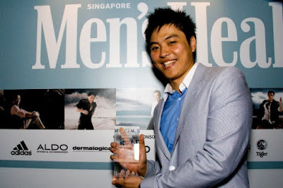 mens health best skin award