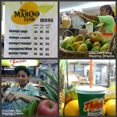 megamall manila fruit juice