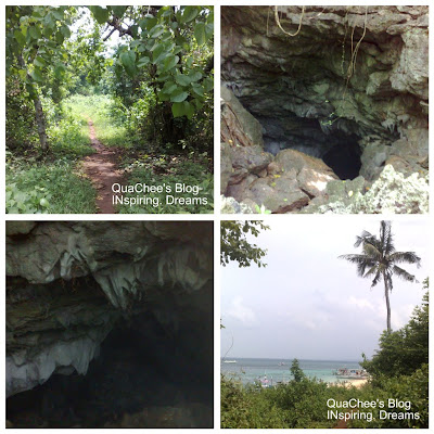 boracay island hopping cave