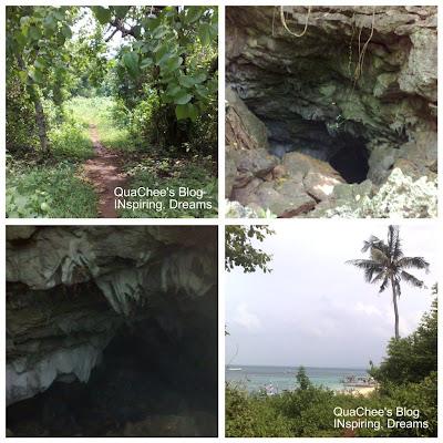 boracay island hopping cave