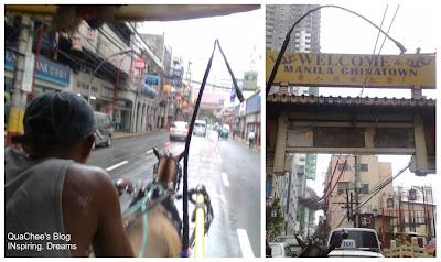 manila chinatown entrance