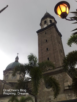 intramuros manila cathedral