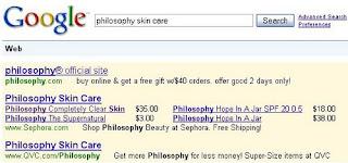 Google Ads Format Testing