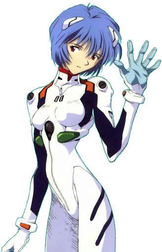 Personajes parecidos Rei-ayanami-waving