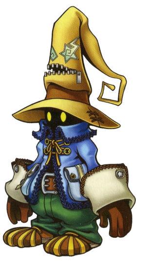 Final Fantasy IX - Vivi