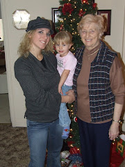 Grandma Stevens, Jayda and Andrea
