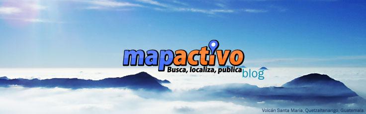 mapactivo.com - Busca, localiza, publica...