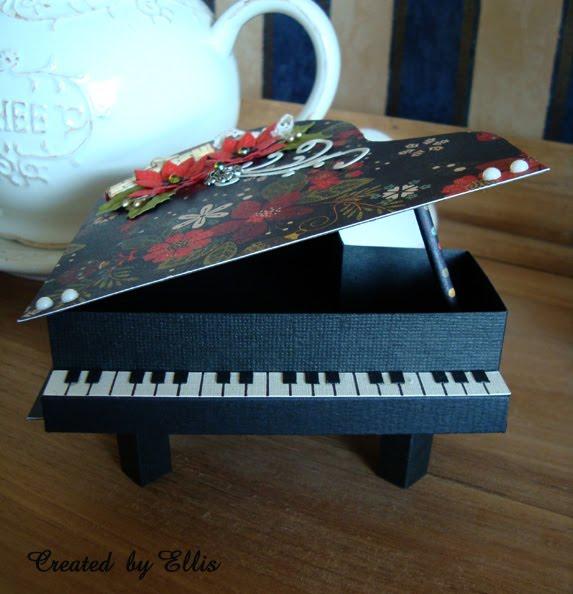 Открытка пианино как сделать - Parus-murman.ru