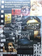 Cultura y dictadura-Afiche de cine obra de Martin Moschen