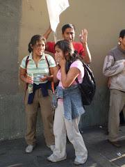 JORNADA DE PROTESTA EN LIMA
