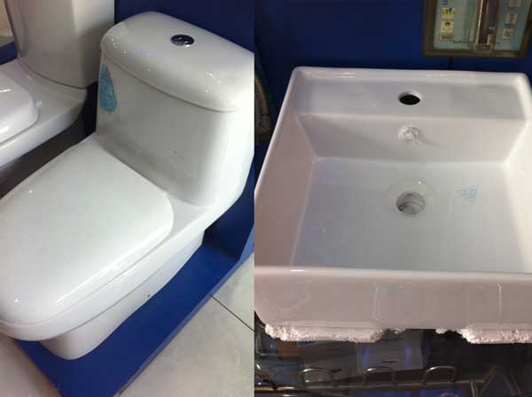 """Bathroom Accessories Jalan Besar home sweet home - my little """"casa"""": toilet and kitchen accessories"""