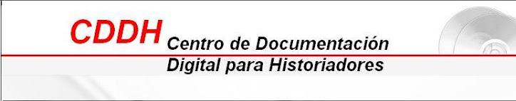 Centro de Documentación Digital para Historiadores