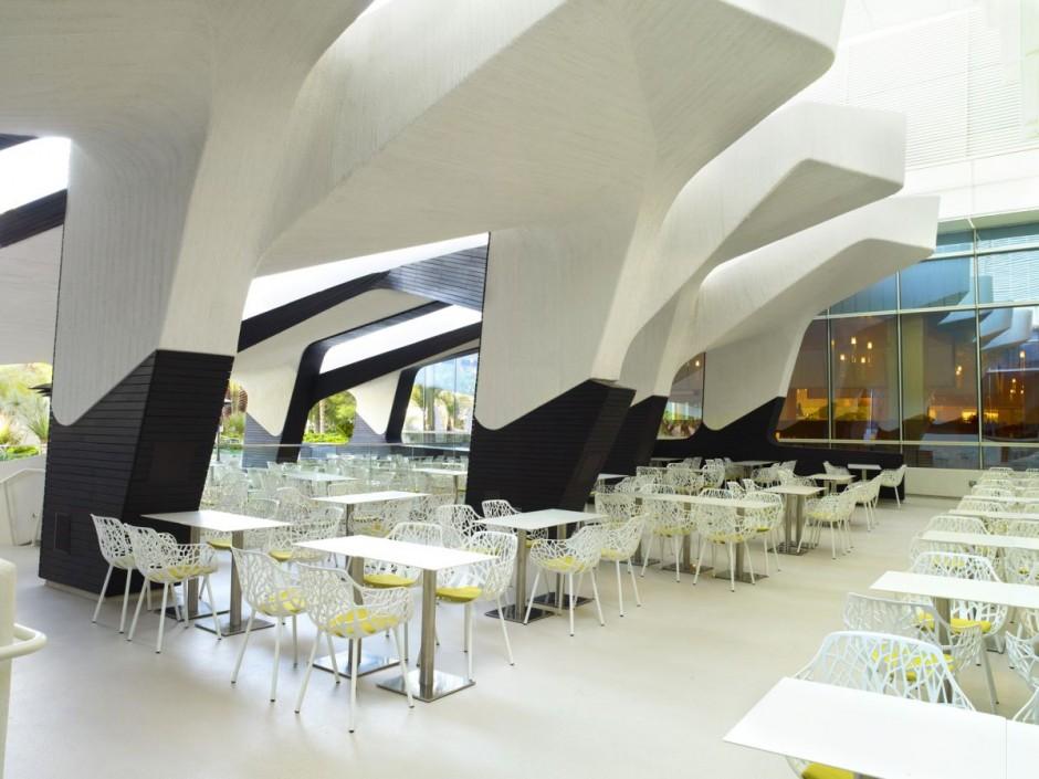 Фото дизайн кафе в стиле минимализм