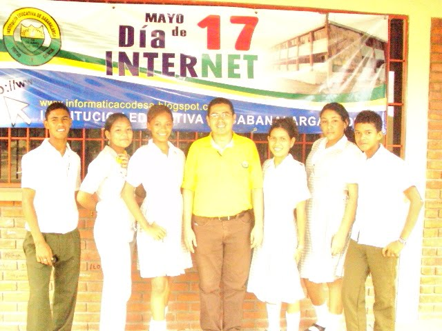 Celebracion dia de Internet Mayo 17