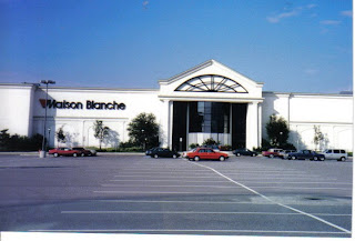 Louisiana and Texas Southern Malls and Retail: Maison Blanche ...