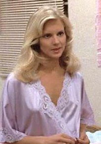 Julie Montgomery as Betty Childs in Revenge of the Nerd