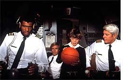 Kareem Abdul Jabbar in Airplane