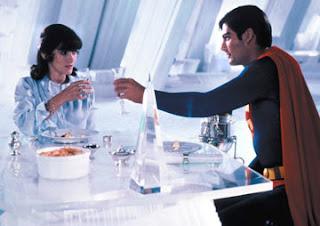 Christopher Reeve Margot Kidder Superman II